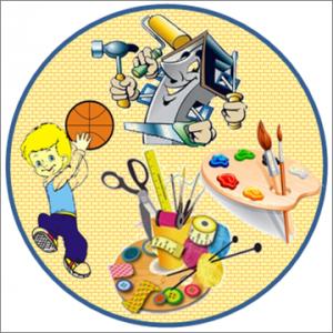МО трудового навчання логотип