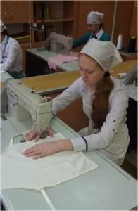 Олімпіада з трудового навчання (дівчата)